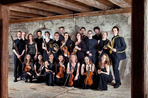 Compagnia di Punto als Orchester